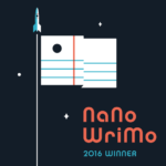 NaNoWriMo Winner Badge 2016